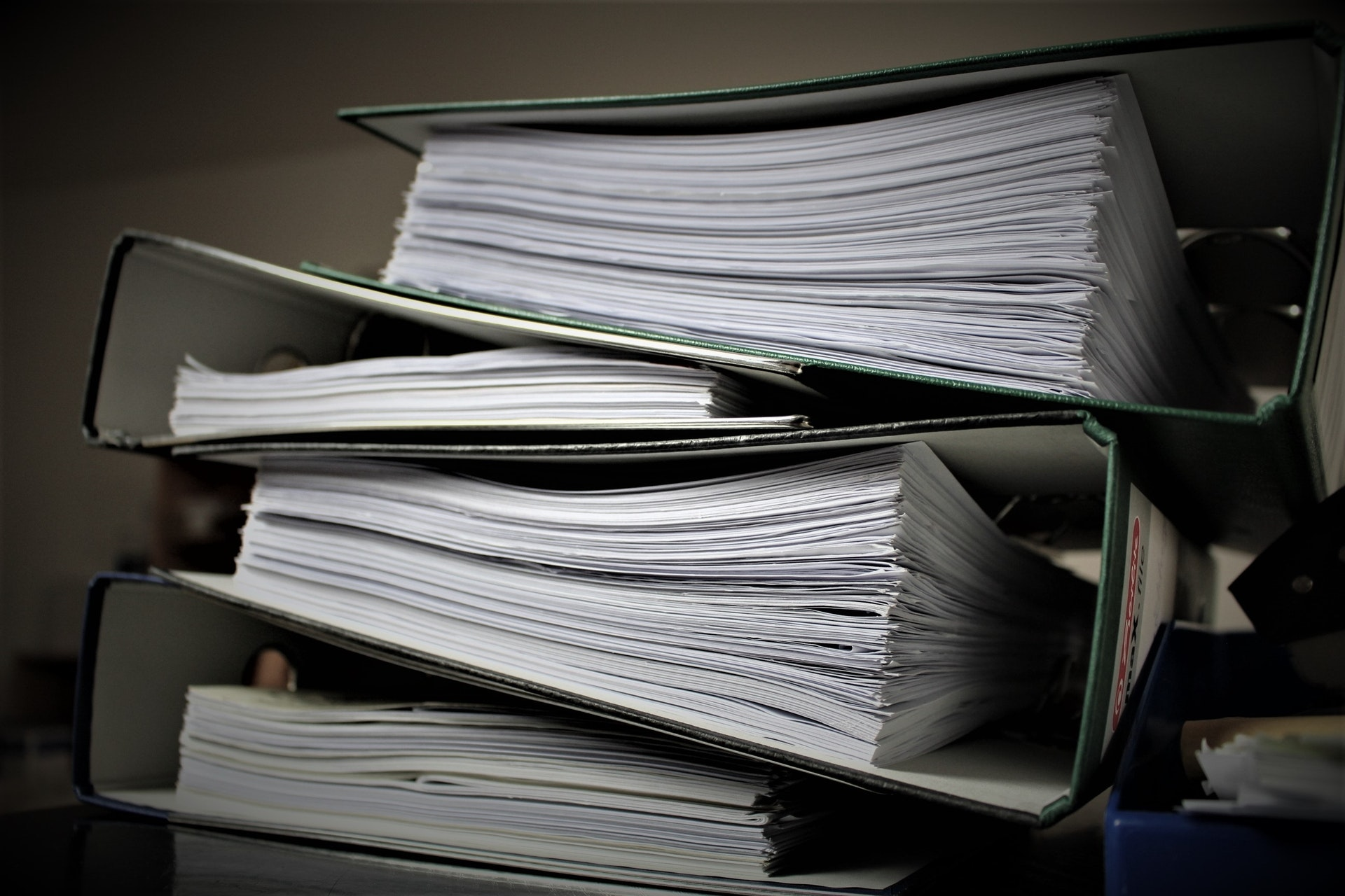 Business process automation can reduce paperwork