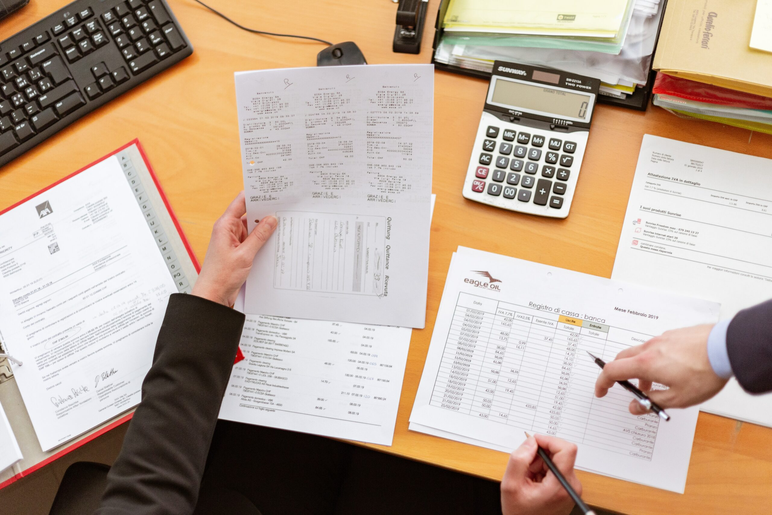 Don't Forget These Things When Filing a Small Business Tax Return